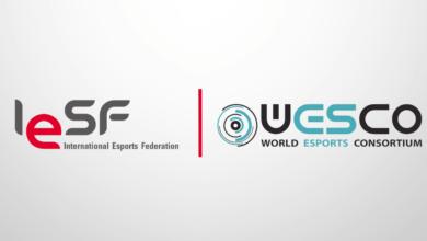 تعاون منظمتي IESF WESCO رياضات الكترونية ايسبورتس ميدل ايست iesf wesco umo esports association esports middle east sesa
