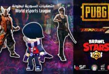 WSL Sesa qualifiers syria IESF